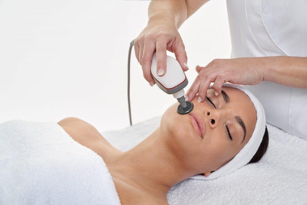 tratamiento indiba facial antiarrugas